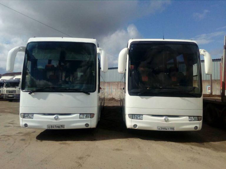 Автобус туристический от 40 мест