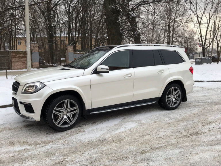 Mercedes gl new в СПБ
